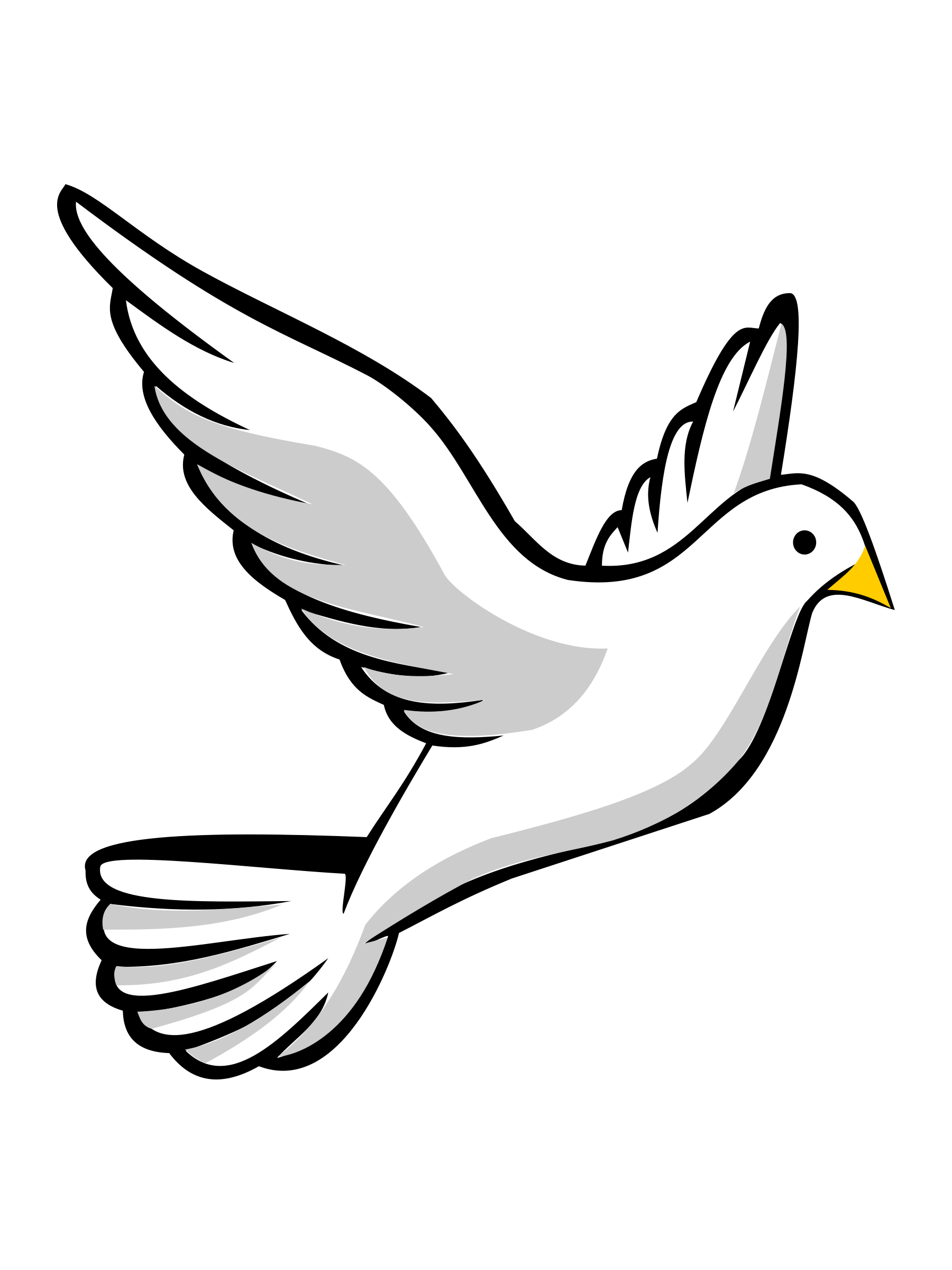 Holy Spirit Dove Clipart White Dove Clipart Flying Dove Png