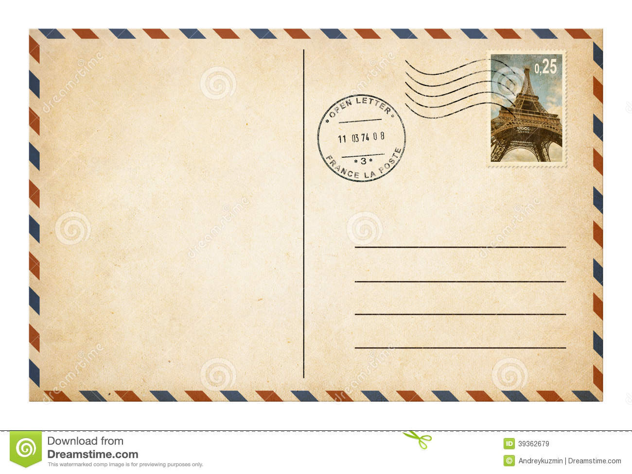 Clip Art Postcard Clipart us postage stamp clipart kid old postcard or envelope with isolat stock photo image
