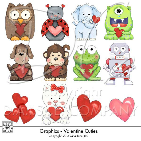 Robot Clipart Kids Valentine Robots Clipart Pictures To Pin On