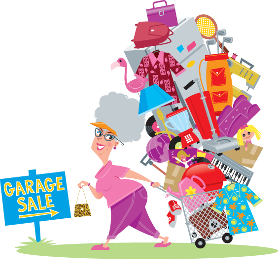 Rummage Sale Clipart   Cliparthut   Free Clipart