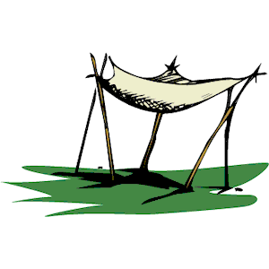 Shelter Construction Clipart