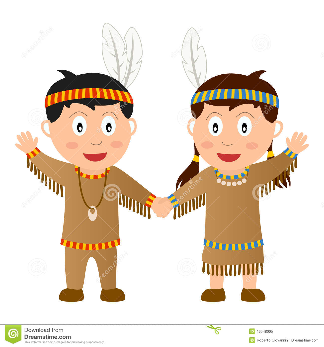 Thanksgiving Indian Clipart - Clipart Suggest