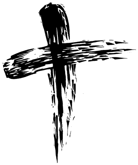 cross of the way clipart clipart kid