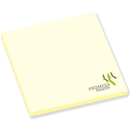 Adhesive Notepad  25 Sheets    Personalized Notepads