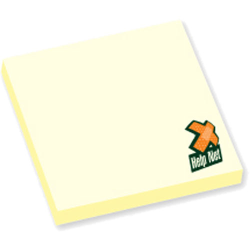 Adhesive Notepad  50 Sheets    Personalized Notepads