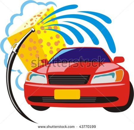 Clipart Car Wash  Lcac Returns To The Car