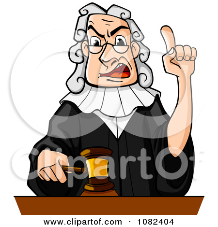 Judge Clipart Free