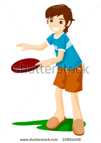 Related Pictures Frisbee Clip Art