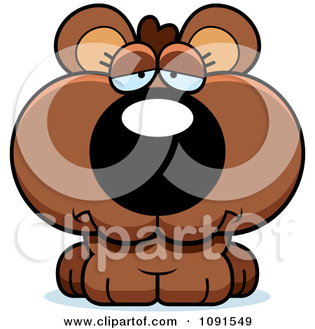 Royalty Free  Rf  Baby Bear Clipart Illustrations Vector Graphics  1