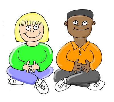 Sitting Quietly In Classroom Clipart   Cliparthut   Free Clipart