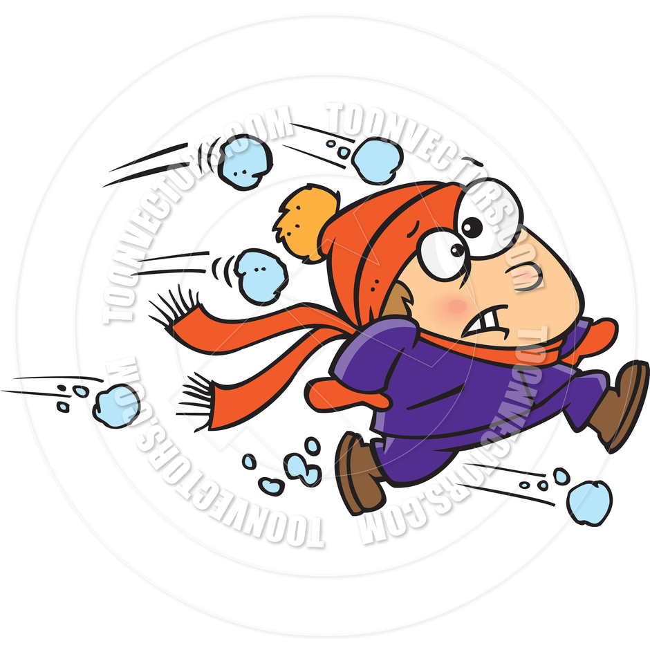 snowball fight clipart clipart suggest