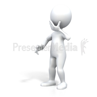 3d Figures   Great Clipart For Presentations   Www Presentermedia Com