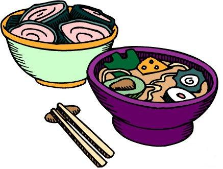 Chinese Food Clipart - Clipart Kid