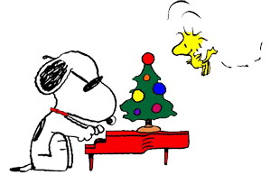 Snoopy And Woodstock Christmas Clipart - Clipart Kid