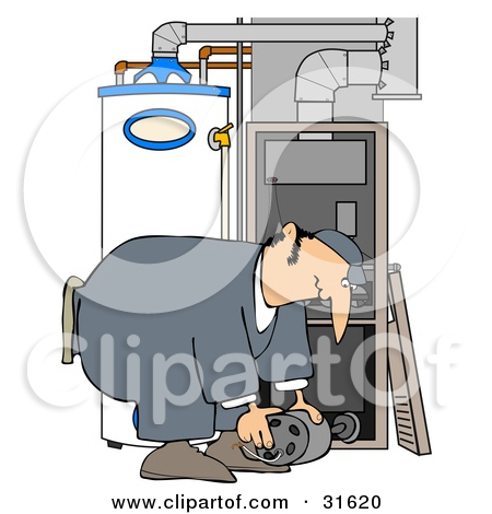 Furnace Clipart