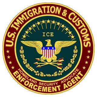 Immigration   Customs Enforcement Agent    Government Ice
