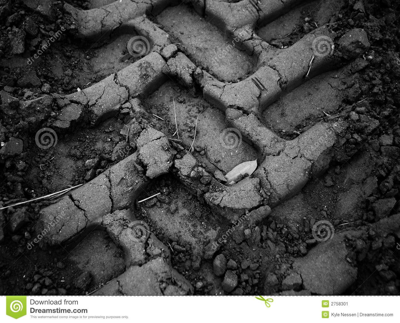 Mud Tire Tracks Mud Tire Tracks Clipar...