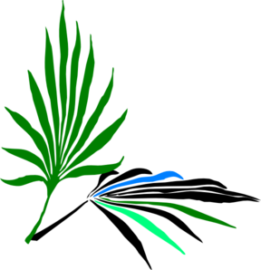 Palm Leaves Clipart Palm Leaves Clip Art