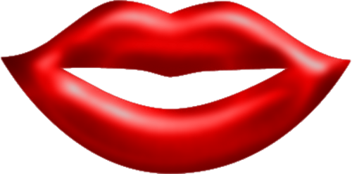 Red Lip Clipart Lips Red Png Clipart By