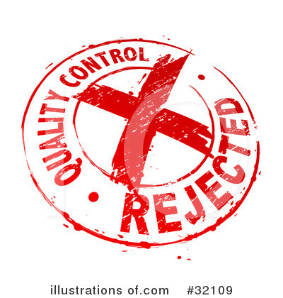 Rejected Clipart  32109 By Beboy   Royalty Free  Rf  Stock