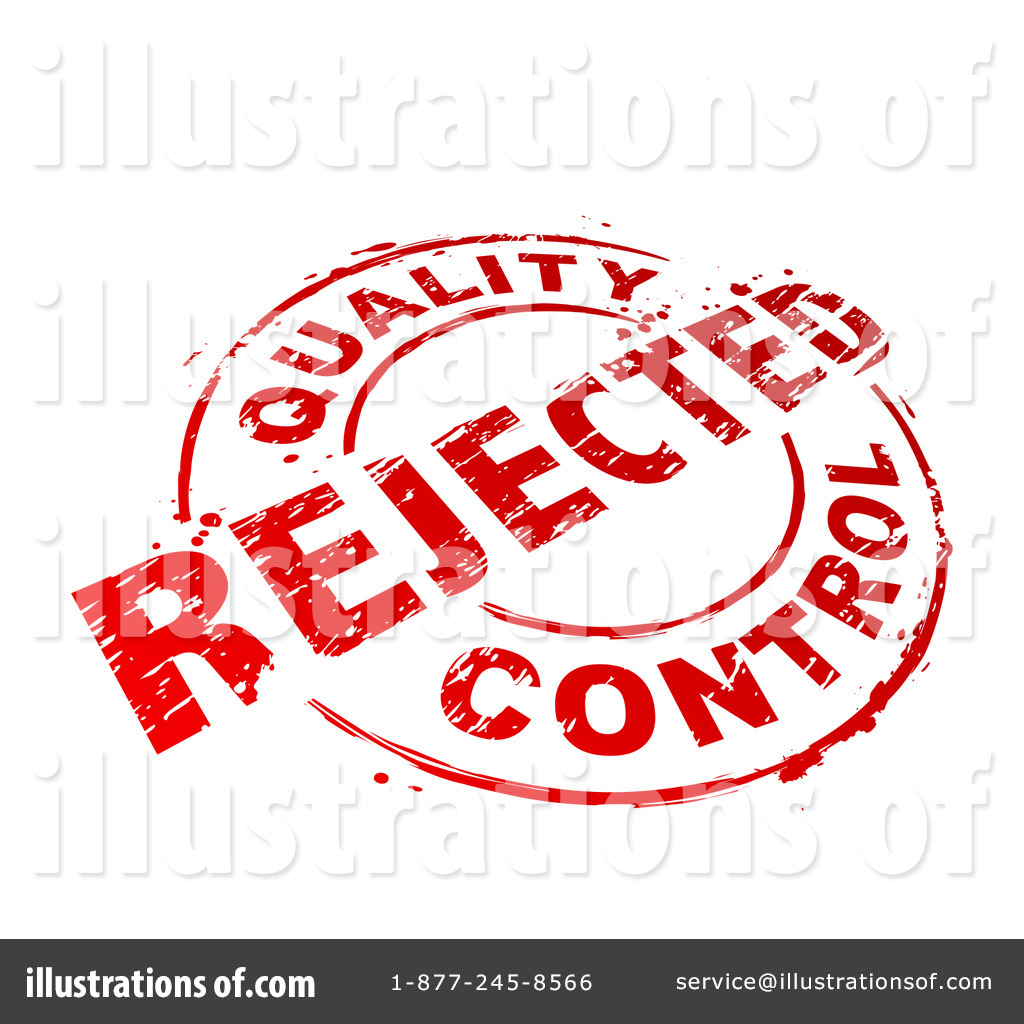 Rejected Clipart  32110 By Beboy   Royalty Free  Rf  Stock