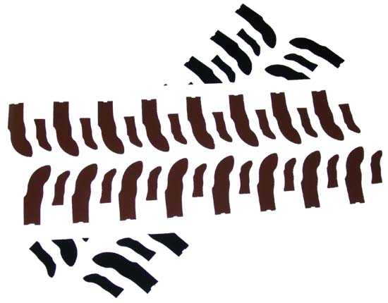 Muddy Tractor Clip Art : Mud tire tracks clipart suggest