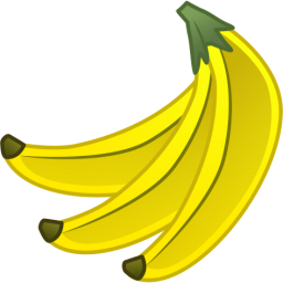 Yellow Banana Icon Png Clipart Image   Clipart Best   Clipart Best