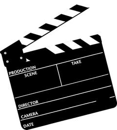 10 Clapper Board Template Free Cliparts That You Can Download To You