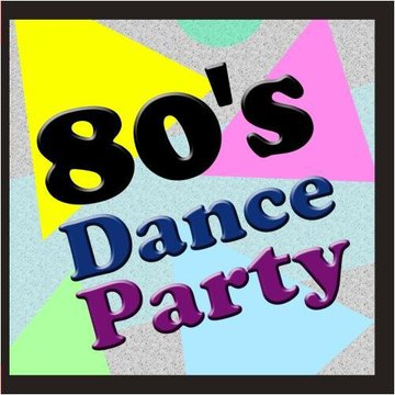 80s Dance Party Clip Art Image Gallery