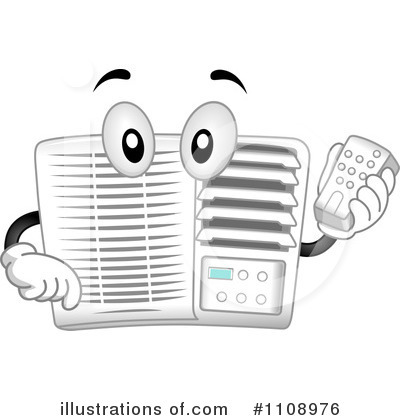 Air Conditioner Clip Art