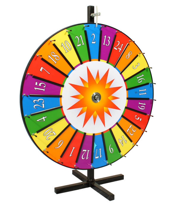 free spin wheel online