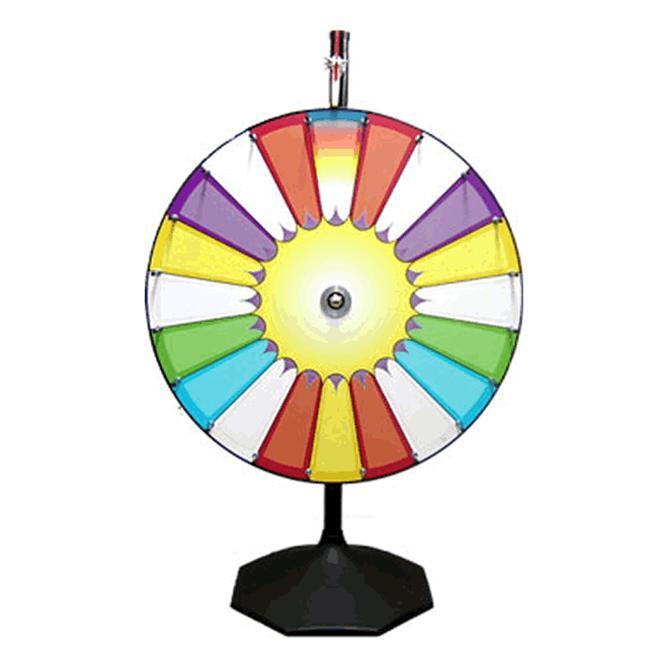 Carnival Prizes Clipart Prize Wheel Carnival Game