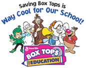 Click On Box Tops 4 Education