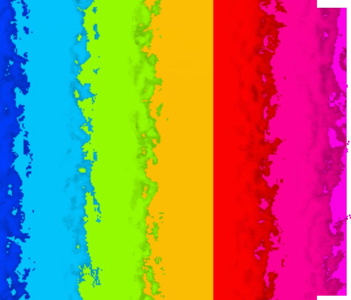 Rainbow Border Clipart - Clipart Kid