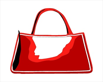 Free Handbag Clipart   Free Clipart Graphics Images And Photos