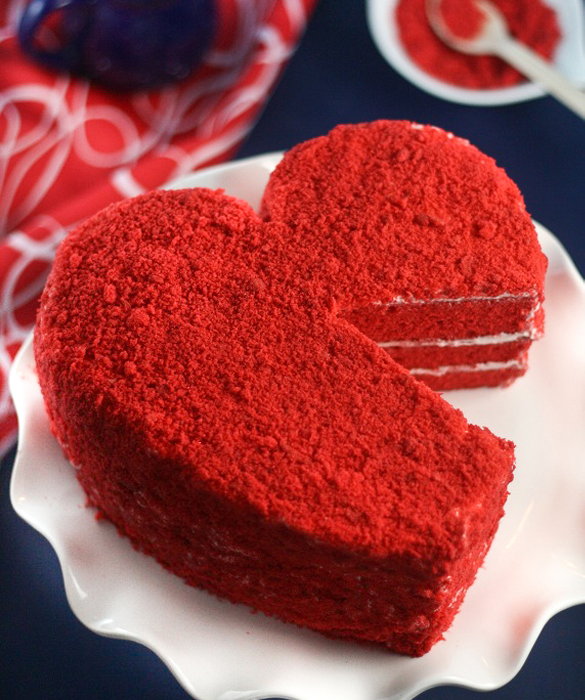 Heart Shaped Food Heart Shaped Food  Enjoy Valentine S Day With These