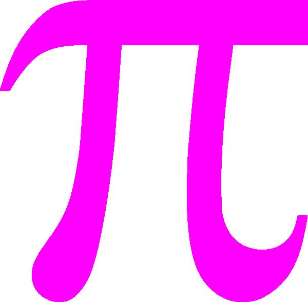 Pi   Pink Clip Art At Clker Com   Vector Clip Art Online Royalty Free