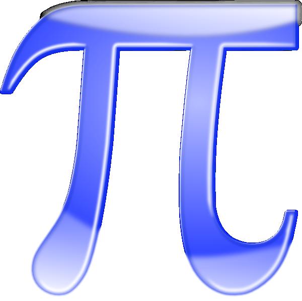 Pi Symbol Clip Art