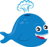 Related Pictures Blue Whale Tail Clip Art