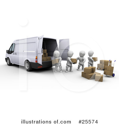 Royalty Free  Rf  Shipping Industry Clipart Illustration  25574 By Kj