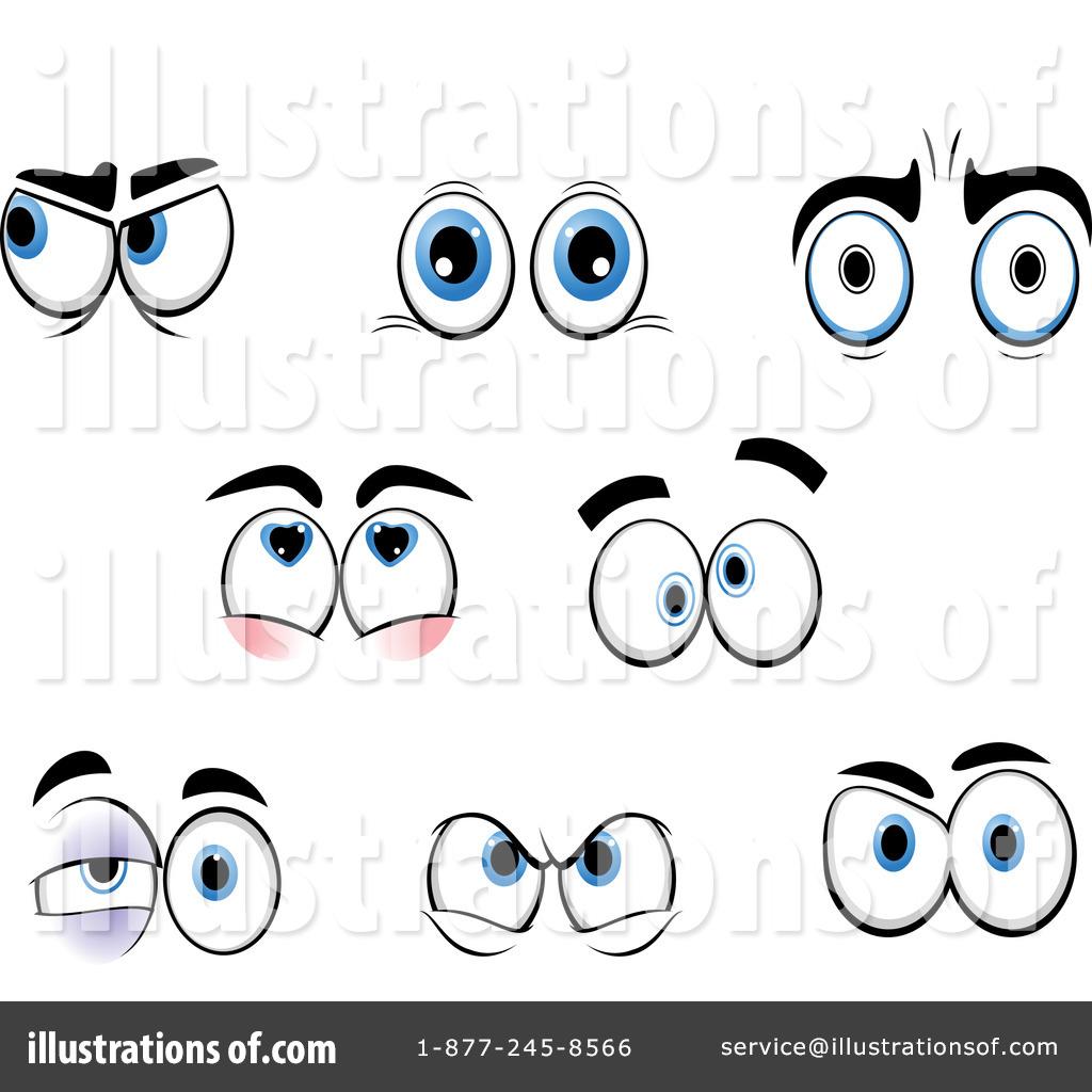 scary eyes clip art free