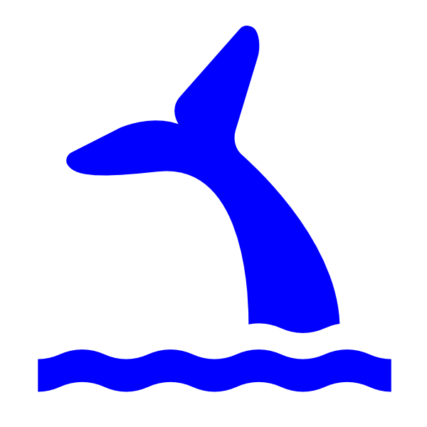 Whale Icon Png Blue Whale Killer Whale