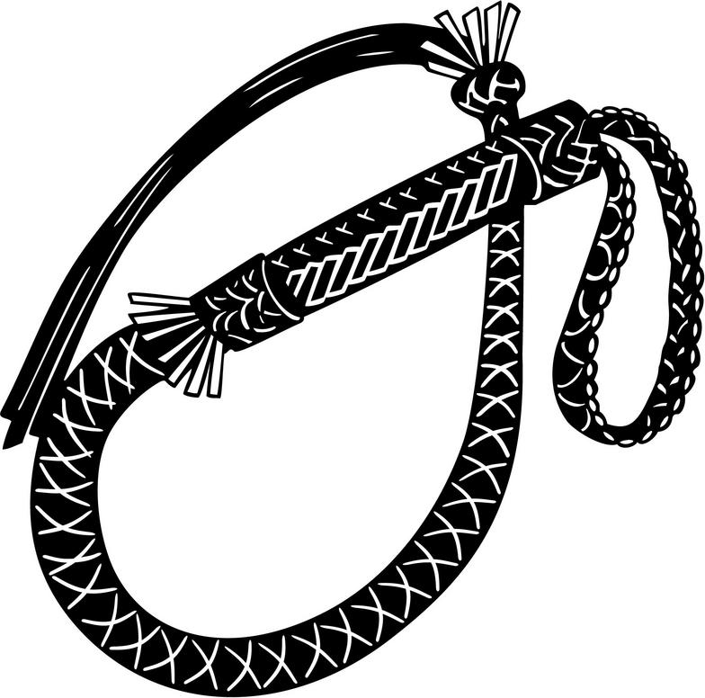 Whips And Chains Clipart