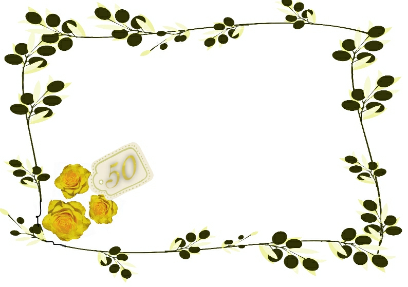 10 50th Wedding Anniversary Clip Art Free Cliparts That You Can