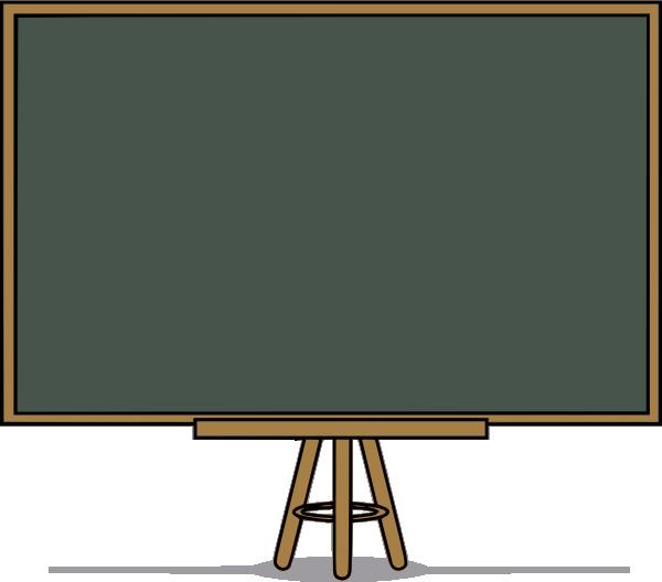 Free Blackboard Clip Art