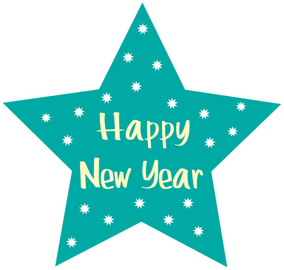 New Year's Sign Clipart - Clipart Kid