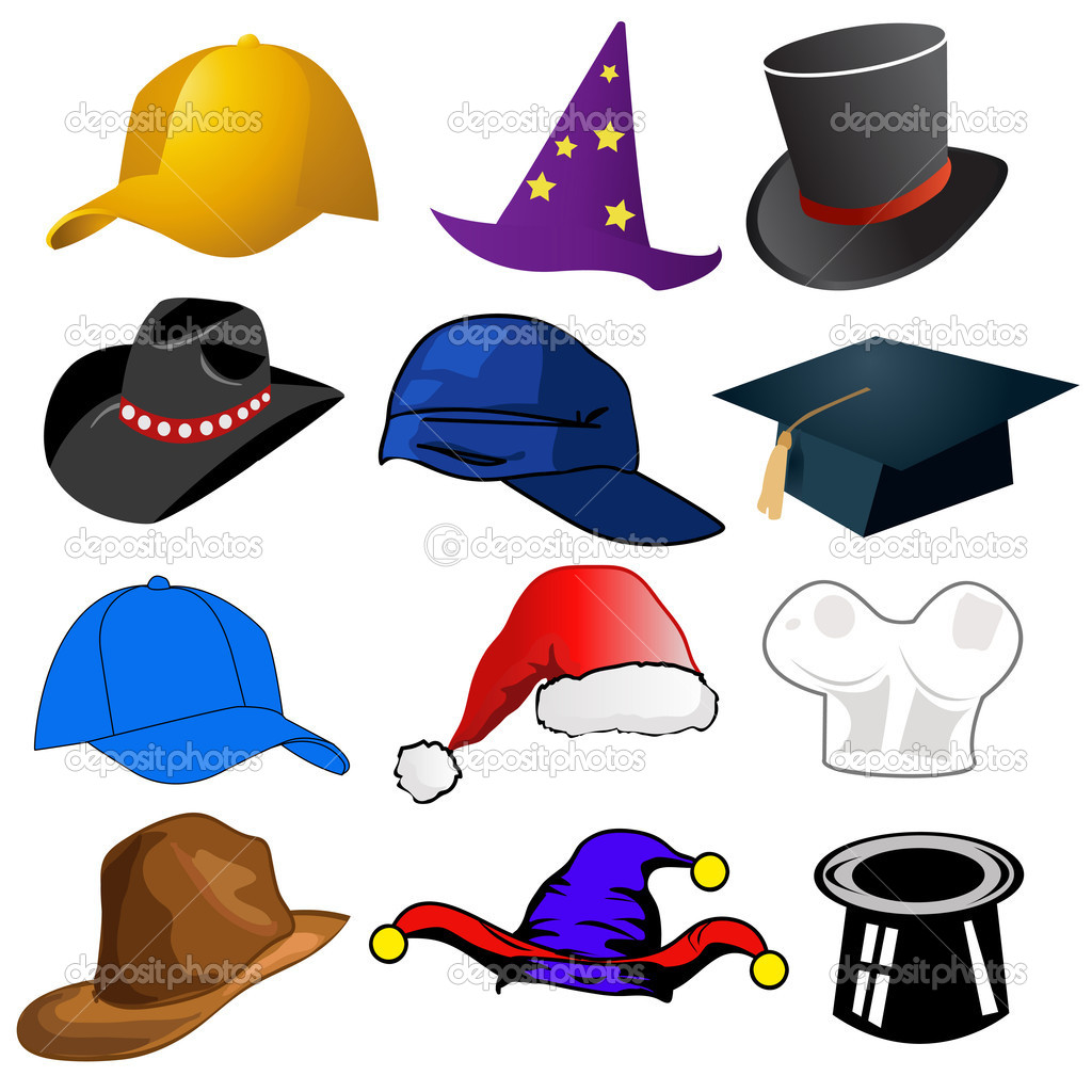 Hats Clipart Image Gallery