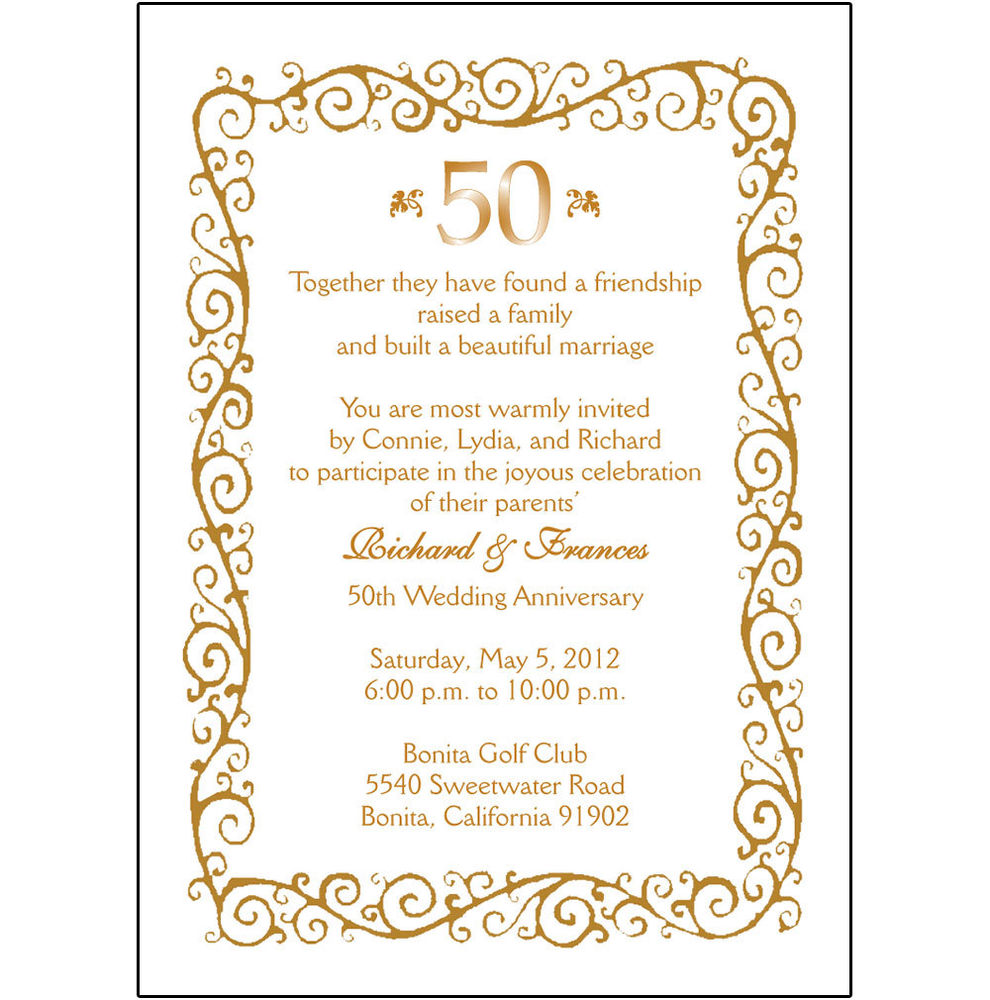 ... 50th Anniversary Border 50th anniversary border clipart - clipart kid