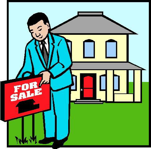 Real Estate Sellers Clip Art