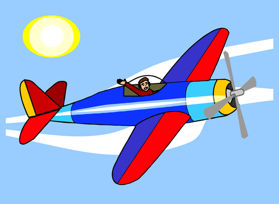 Clipart Airplane Taking Off   Clipart Panda   Free Clipart Images